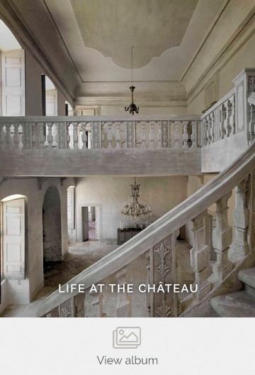 Life at the château